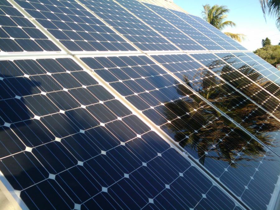 نکاتی در مورد تولید حداکثری نیروگاه های خورشیدی2
