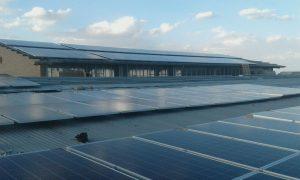 پنل خورشیدی و ماینر