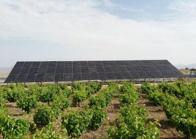 نیروگاه برق خورشیدی واحدهای صنعتی