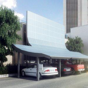 پارکینگ خورشیدی