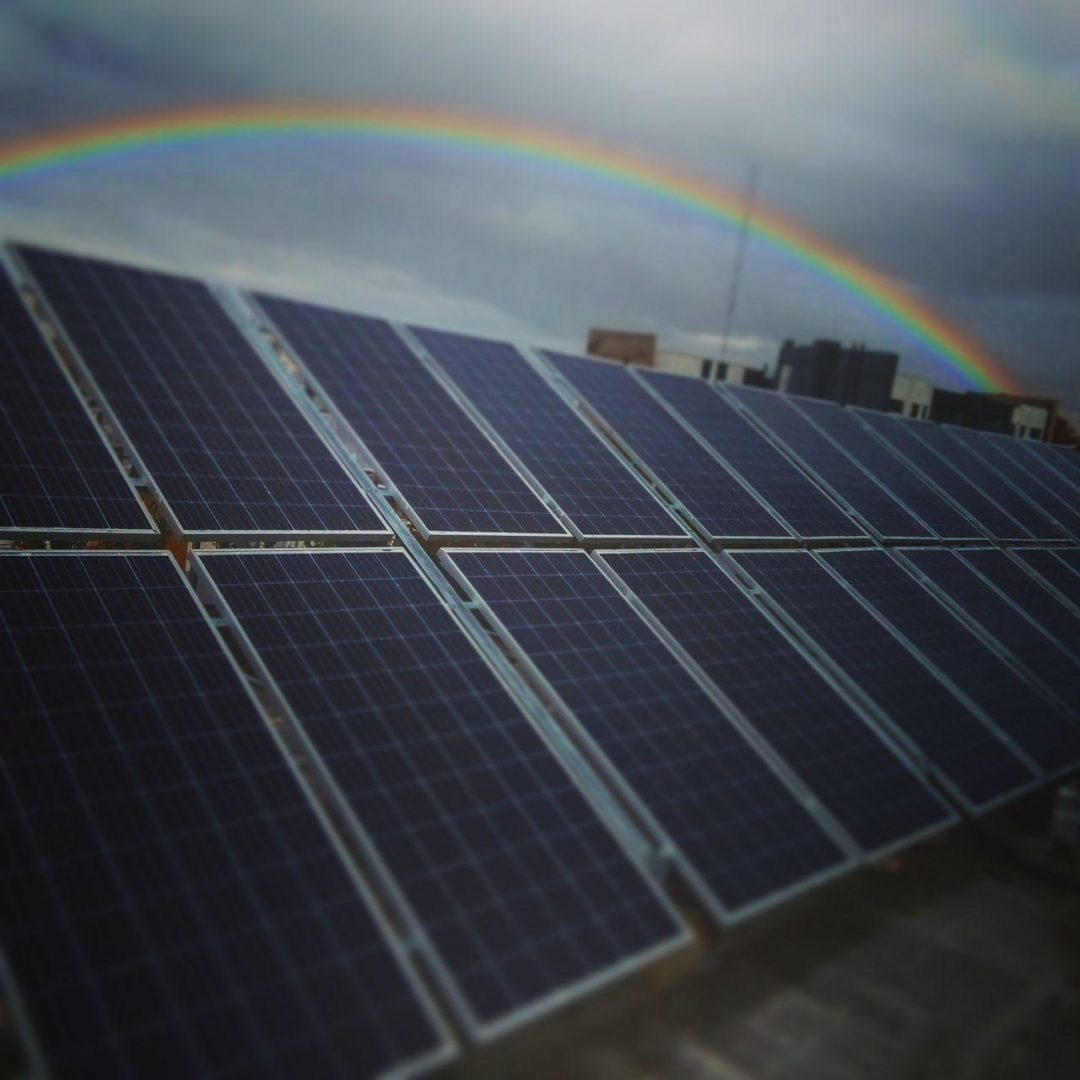 نیروگاه خورشیدی 20 کیلووات – آب منطقه ای همدان