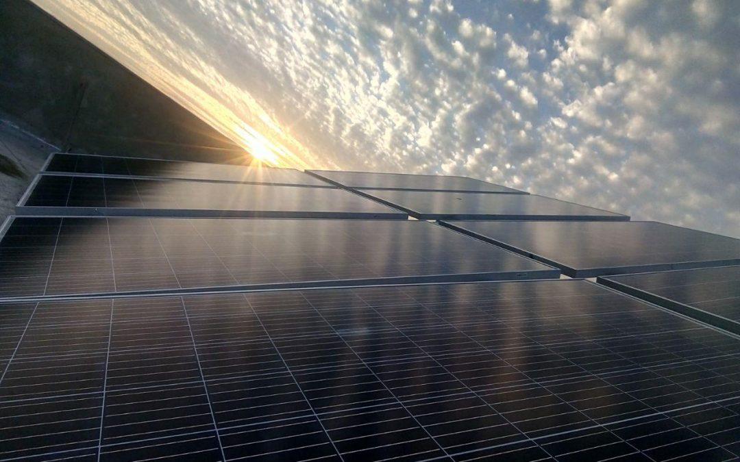 پنل خورشیدی ایرانی