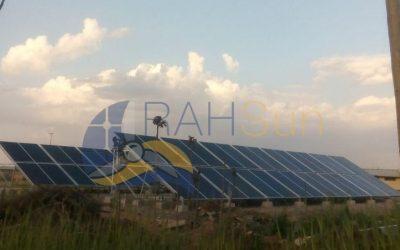 پنل خورشیدی و ماینر (بیت کوین)